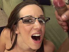 sperma brille